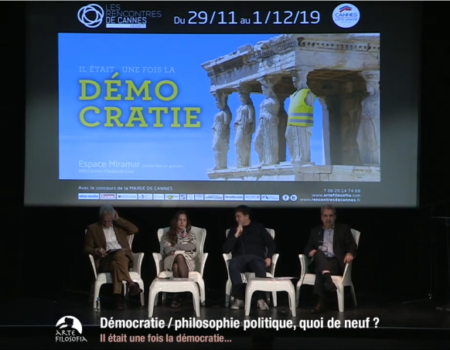 Duo 8 Démocratie : philosophie politique, quoi de neuf ?