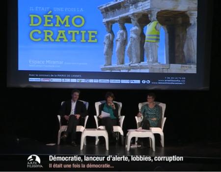 Duo 3 Démocratie, lanceur d'alerte, lobbies, corruption