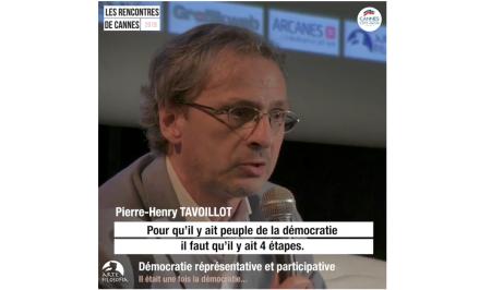 Démocratie représentative et participative