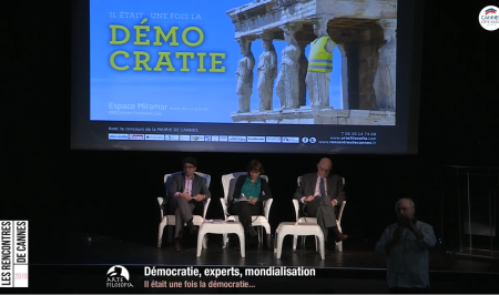Duo 4 Démocratie, experts, mondialisation