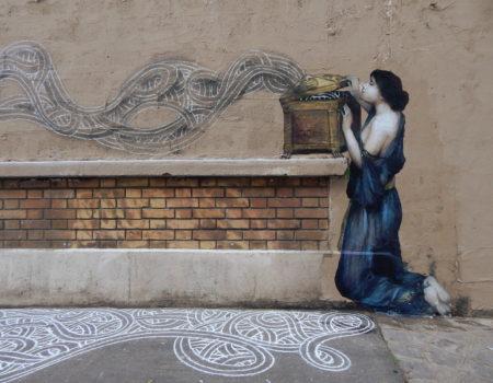 GILBERT CROUÉ –  «HASARD ET CADUCITÉ»