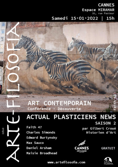 Actual Plasticien News – saison 2 – 1/5